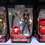 Dispo en France : Marvel select, Transformers Matchbox, Marvel Legends, Thunderbirds