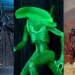 Figurines Alien et Predator en exclu chez Toys R Us