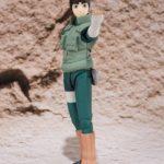 S.H.Figuarts Rock Lee – Naruto les images officielles