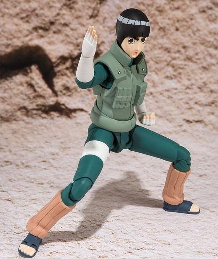 S.H.Figuarts Rock Lee – Naruto