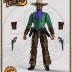 Dime Novel Legends : nouvelles images de figurines western