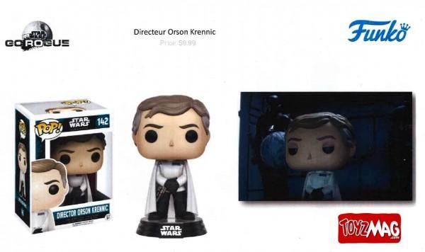 POP FUNKO  jouets et figurines Star Wars rogue One