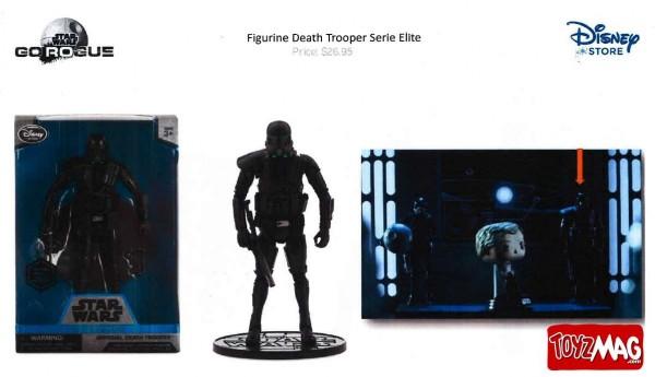 jouet et figurines Rogue one Star Wars Elite Series
