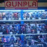 Bandai met à jour le Showroom Gundam Gunpla à Manga Story