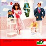 Instant Nostalgique : La Famille Doucoeur (Mattel) 1985
