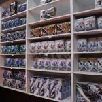 Gunpla, les maquettes Gundam débarquent en force en France et en Belgique