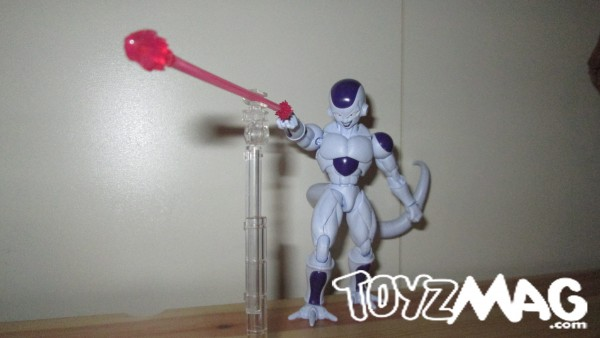 Review Figure-rise Freezer tir