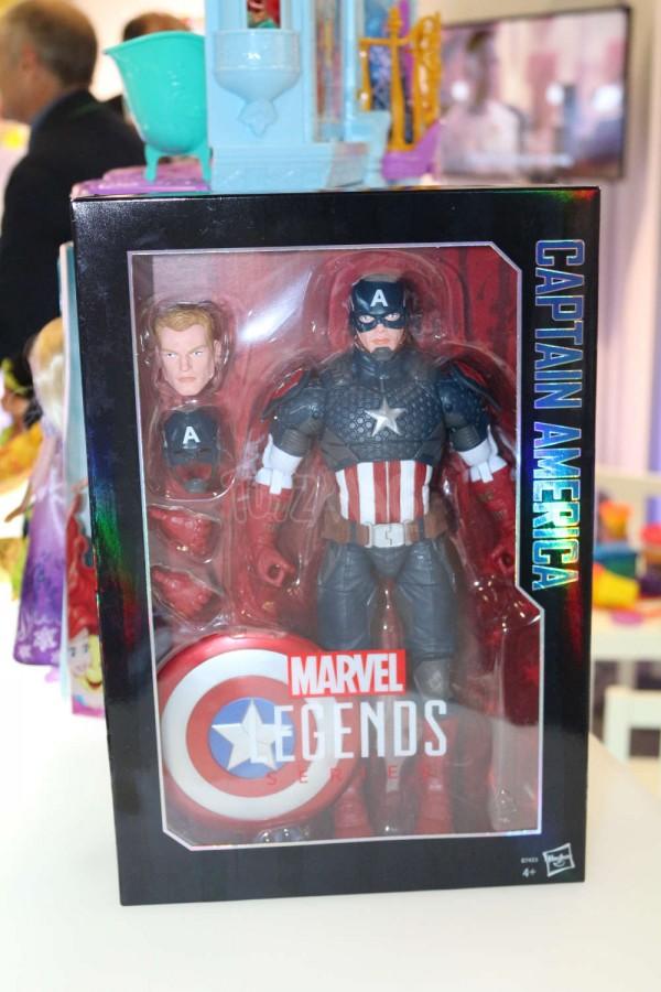 Marvel Legends super collector Captain America et Iron Man 30cm arrivent pour Noël
