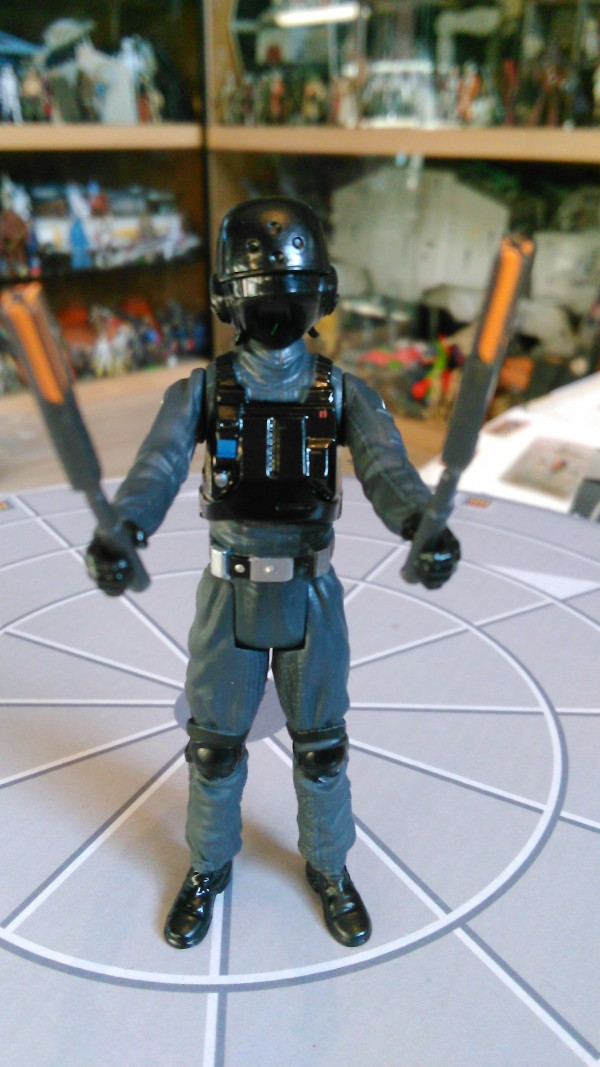 Star Wars Rogue One : Imperial Ground Crew – Unboxing HASBRO