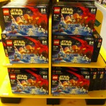 Calendrier de l'avent Lego Star Wars est disponible