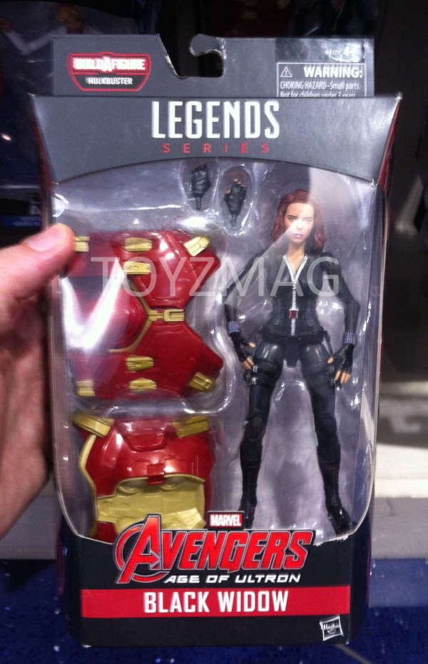 Marvel Legends BAF Hulkbuster Euro edition