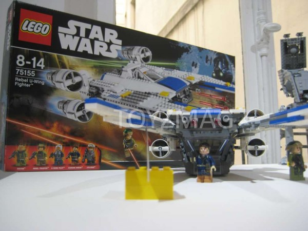 Le Christmas Show LEGO 2016  LEGO STAR WARS ROGUE ONE