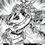 M.A.S.K - 2 nouvelles planches du comics d'IDW