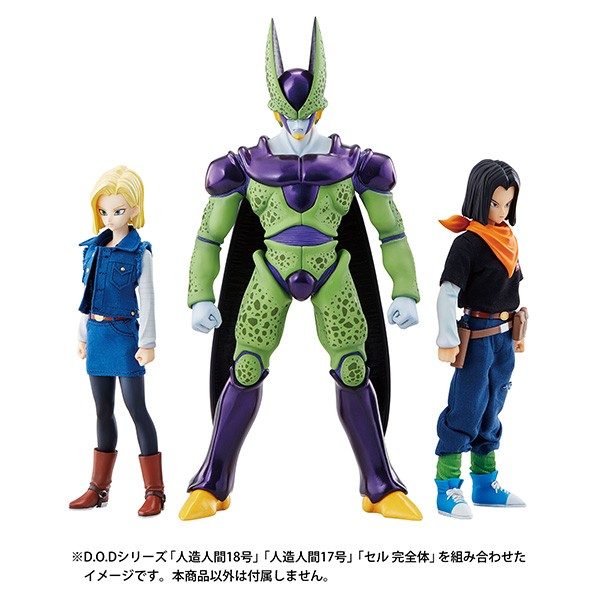 Cell Dimension Of Dragonball – les images officielles