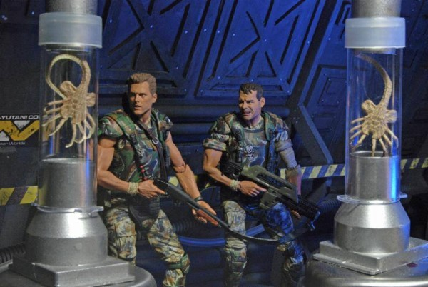 Aliens 7″ Action Figure: Colonial Marines 30th Anniversary 2-pack