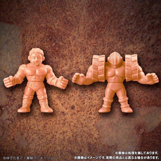 Kinkeshi Kinnikuman Cosmix Muscleman M.U.S.C.L.E Bandai reédition 2017