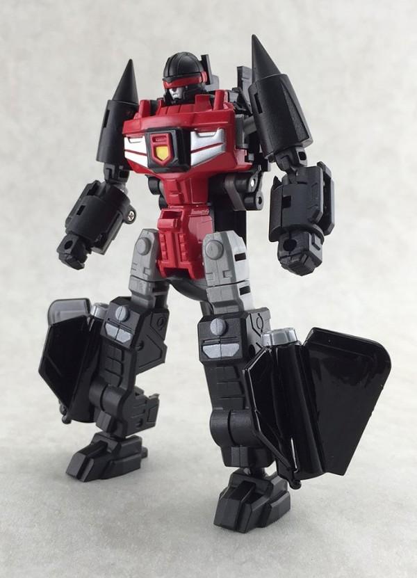 Machine Robo 06 Blackbird Robo