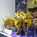 SAINT SEIYA MYTH CLOTH EX SOUL OF GOLD : Aldébaran du Taureau, nouvelles photos