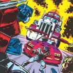 La Couverture de Revolution #2  et une nouvelle variante pour le comic M.A.S.K #2
