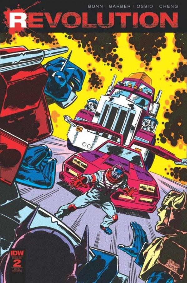comics REVOLUTION #2