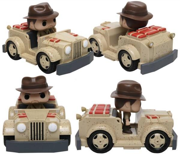 POP Indiana Jones exclu Disneystore