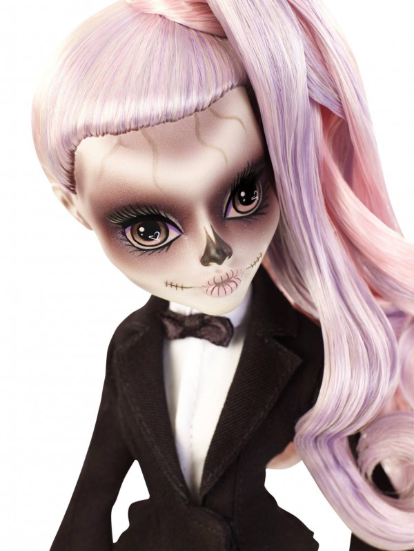 Zomby Gaga (Lady Gaga-Inspired Born This Way Foundation Doll)