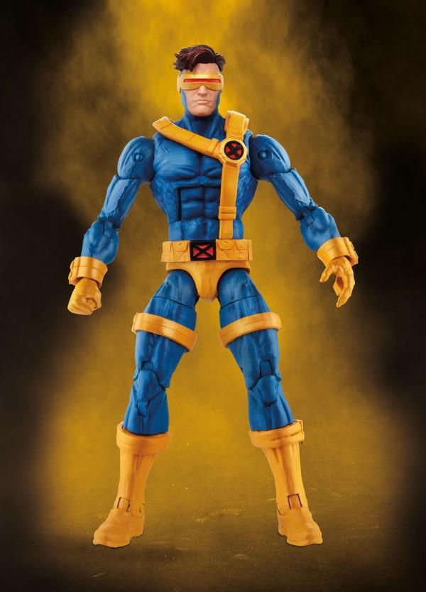 Marvel Legends X-Men series BAF Warlock - les images officielles