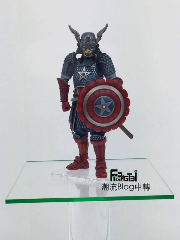 Captain America MovieRealization