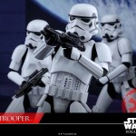 Rogue One Stormtrooper par Hot Toys