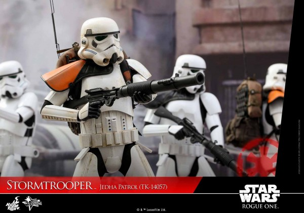 Rogue One 1/6th scale Stormtrooper Jedha Patrol (TK-14057)