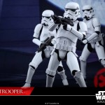 Rogue One Stormtrooper par Hot Toys