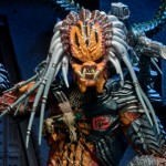 NECA : figurine Predator Clan Leader en images