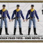 Les figurines western en passe d'être financées sur Kickstarter