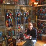 Le RDV du Collectionneur : David et sa collection Goldorak