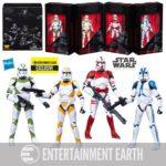 Star Wars Black Series : un pack exclu pour Entertainment Earth