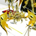 SAINT SEIYA Myth Cloth EX Soul of Gold : nouvelles images du Scorpion