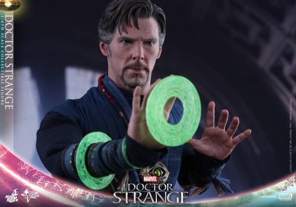 doctor strange hot toys