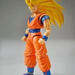 Figure-rise Standard Majin Buu et Son Goku SSJ3 – nouvelles images