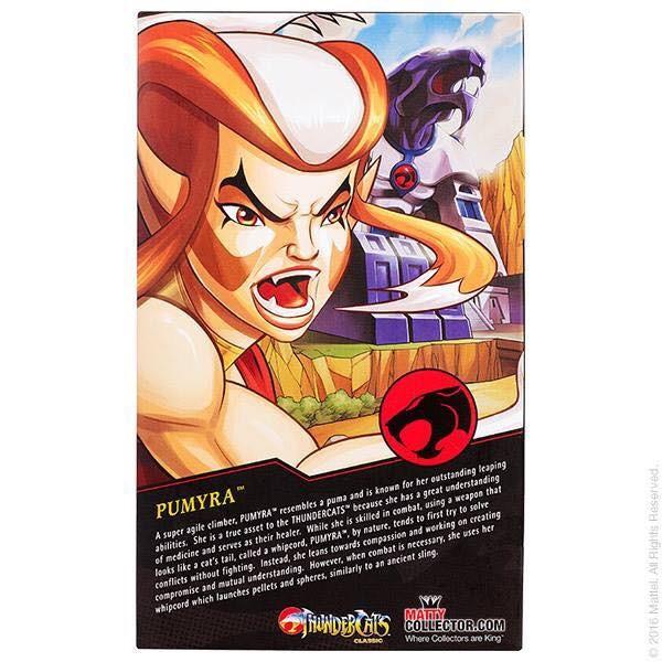 Thundercats Classic Pumyra