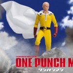 One Punch Man : Saitama 1/6 par Threezero – les images officielles