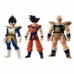 Dragon Ball Z Shodo pack 4