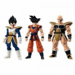 Dragon Ball Z Shodo pack 4