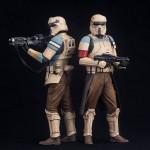 Scarif Stormtrooper 2 Pack ARTFX+