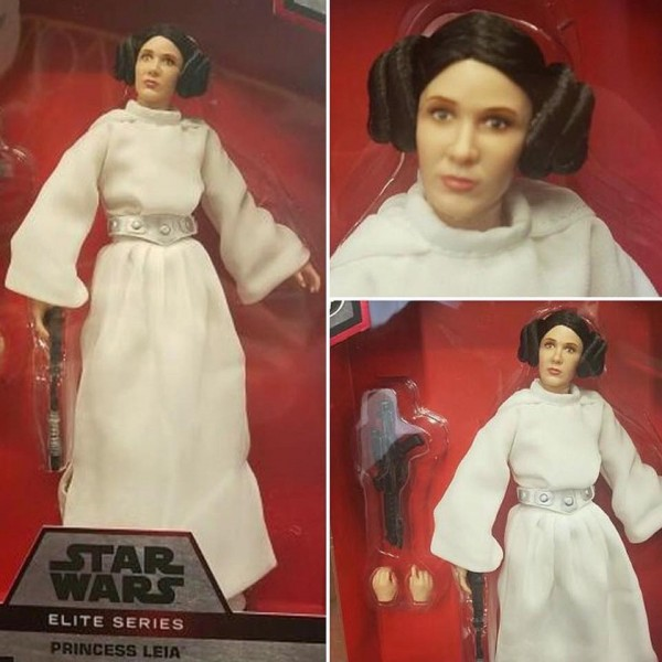 Leia Star Wars Elite Serie Premium Edition