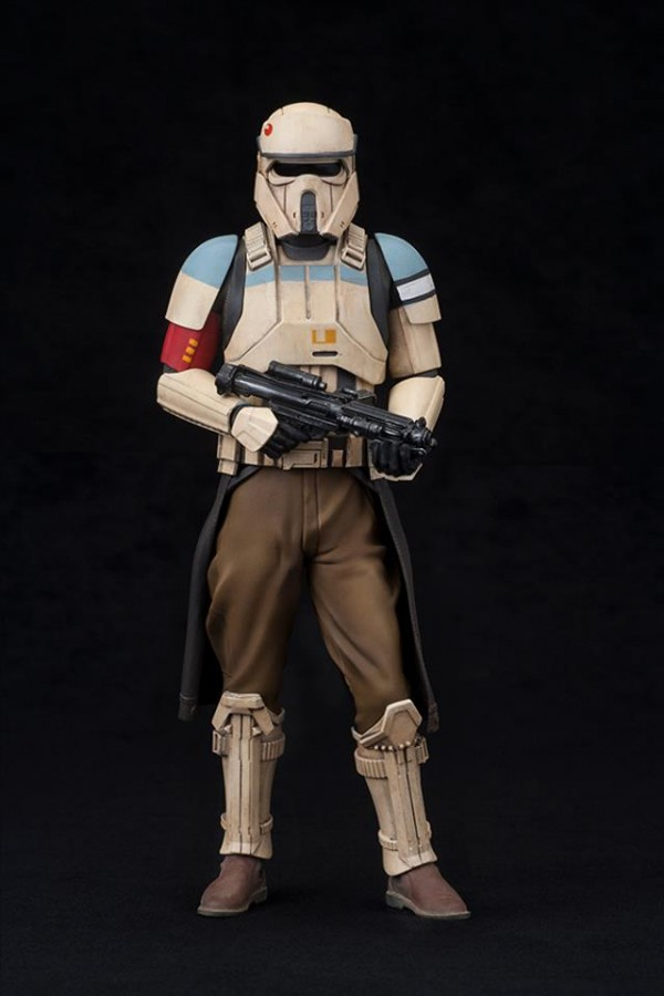Rogue One Scarif Stormtrooper Two-Pack ARTFX+