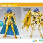 SAINT SEIYA MYTH CLOTH EX Soul of Gold : des nouvelles photos de Saga !