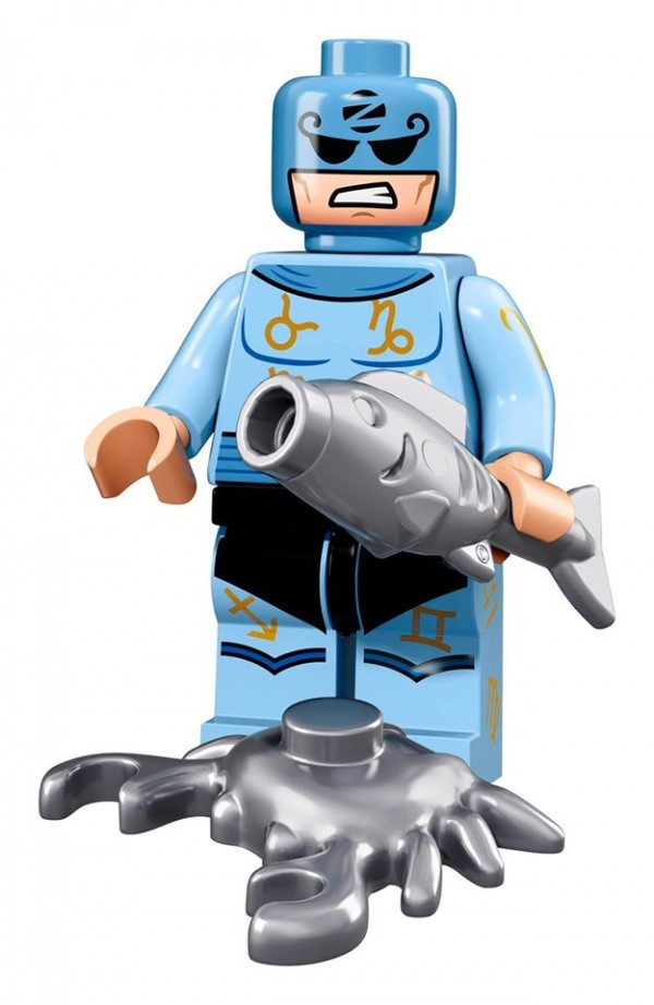 The LEGO Batman Movie Minifigures Series