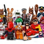 Une série de minifigurines LEGO Batman Movie