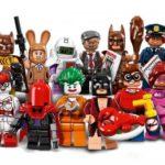 Une série de minifigurines LEGO Batman Movie