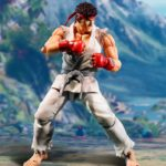S.H.Figuarts Ryu (Street Fighter) les images officielles
